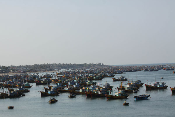 Mui Ne Fishing Village