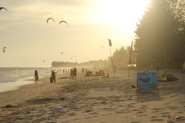 Mui Ne Beach Sunset